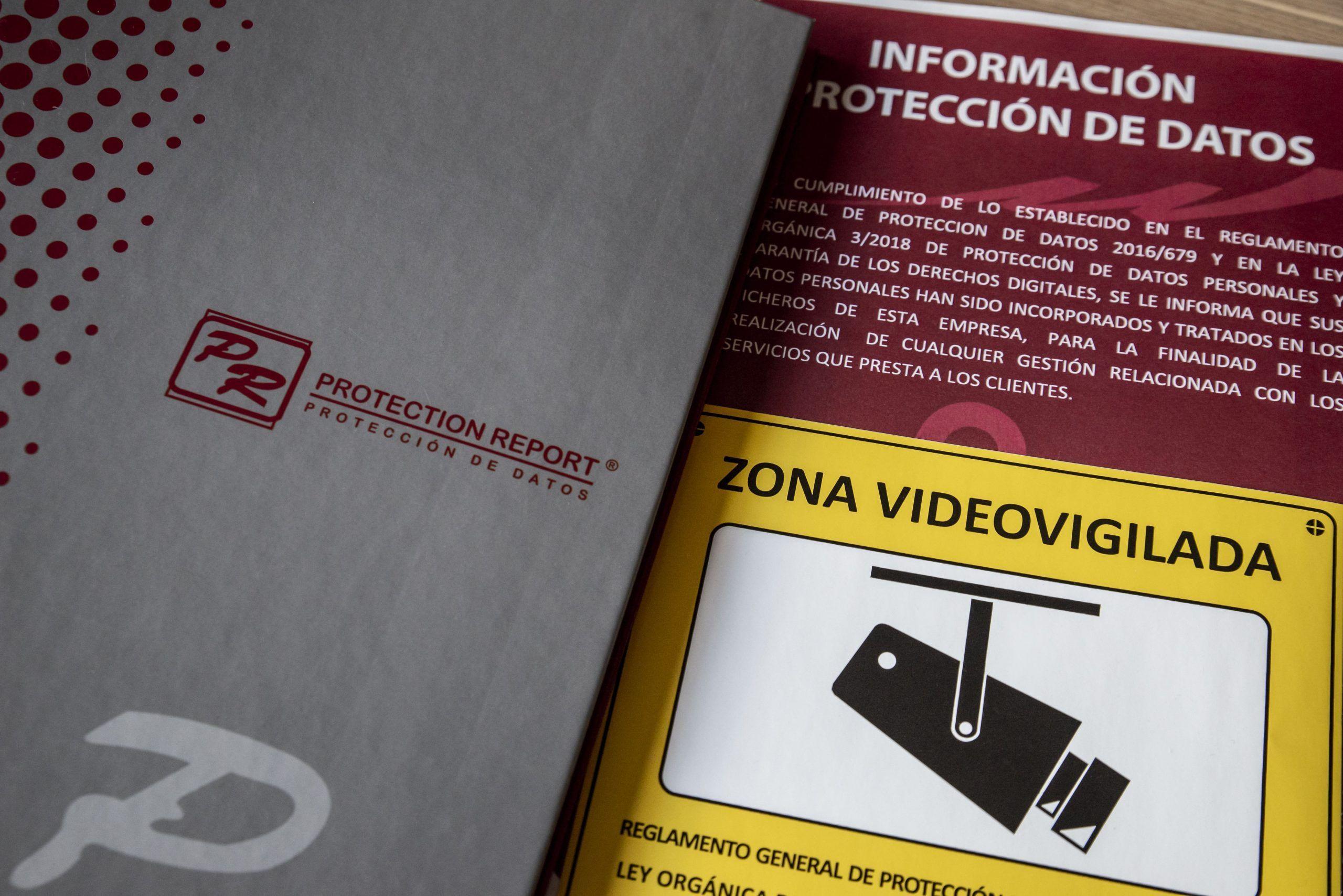 Qué hay que poner en el cartel de videovigilancia RGPD